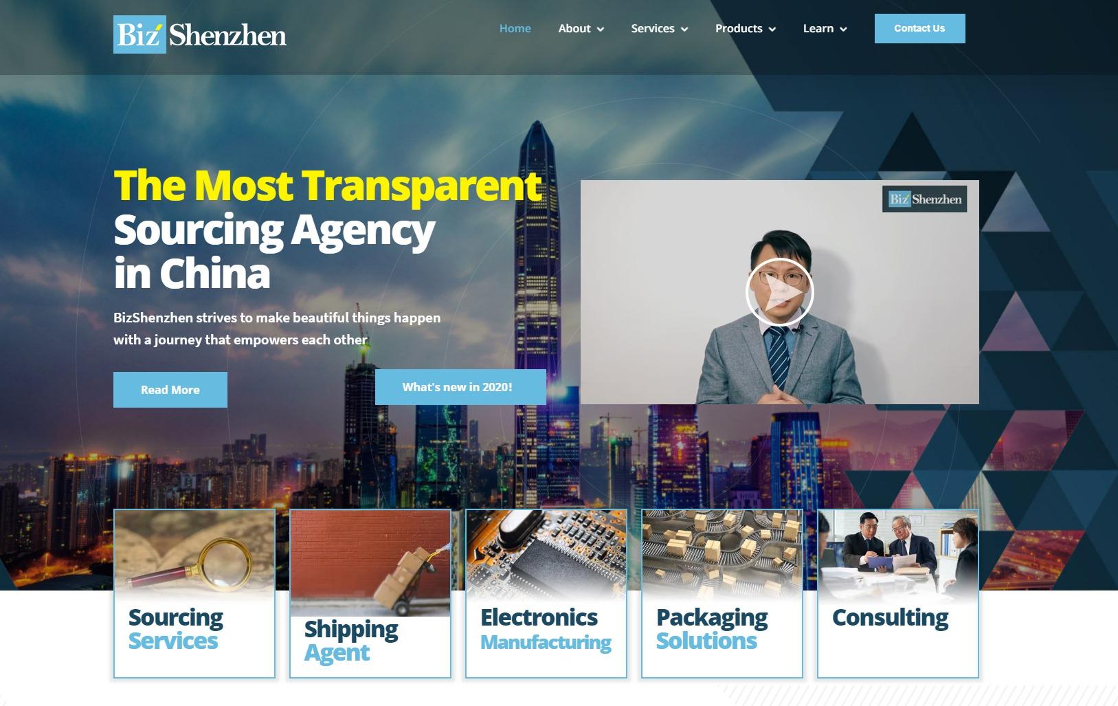 Bizshenzhen-sourcing-shenzhen-agent