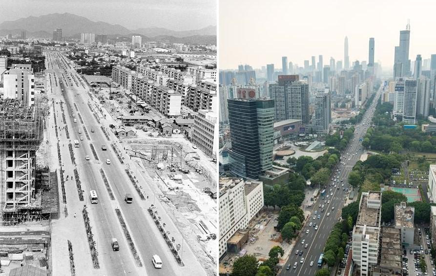 history-of-shenzhen-city