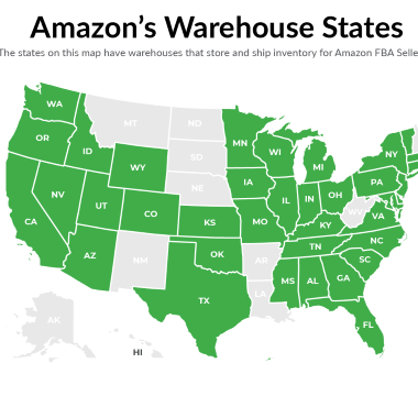 Amazon-warehouse-locations