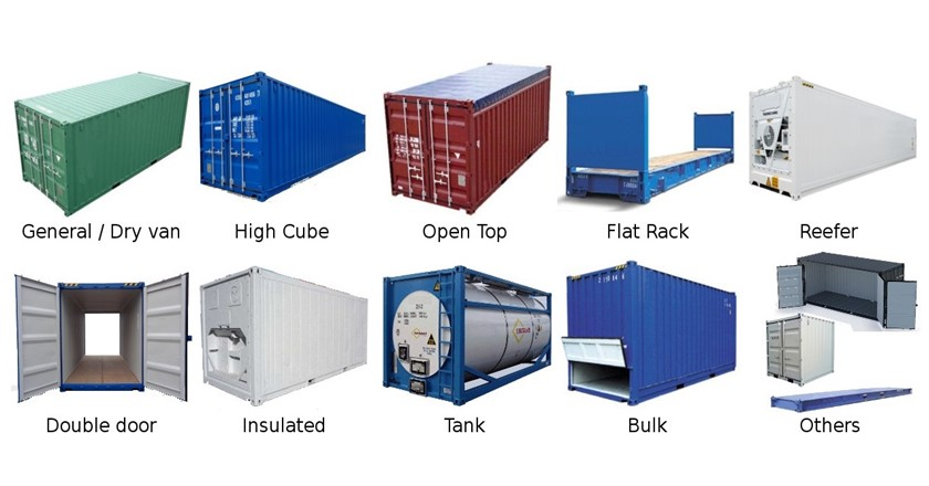 types-of-goods-being-transported-and-the-type-of-container-being-used